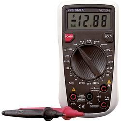 Handmultimeter digital VOLTCRAFT VC150-1 CAT III 250 V Kalibrerad enligt ISO