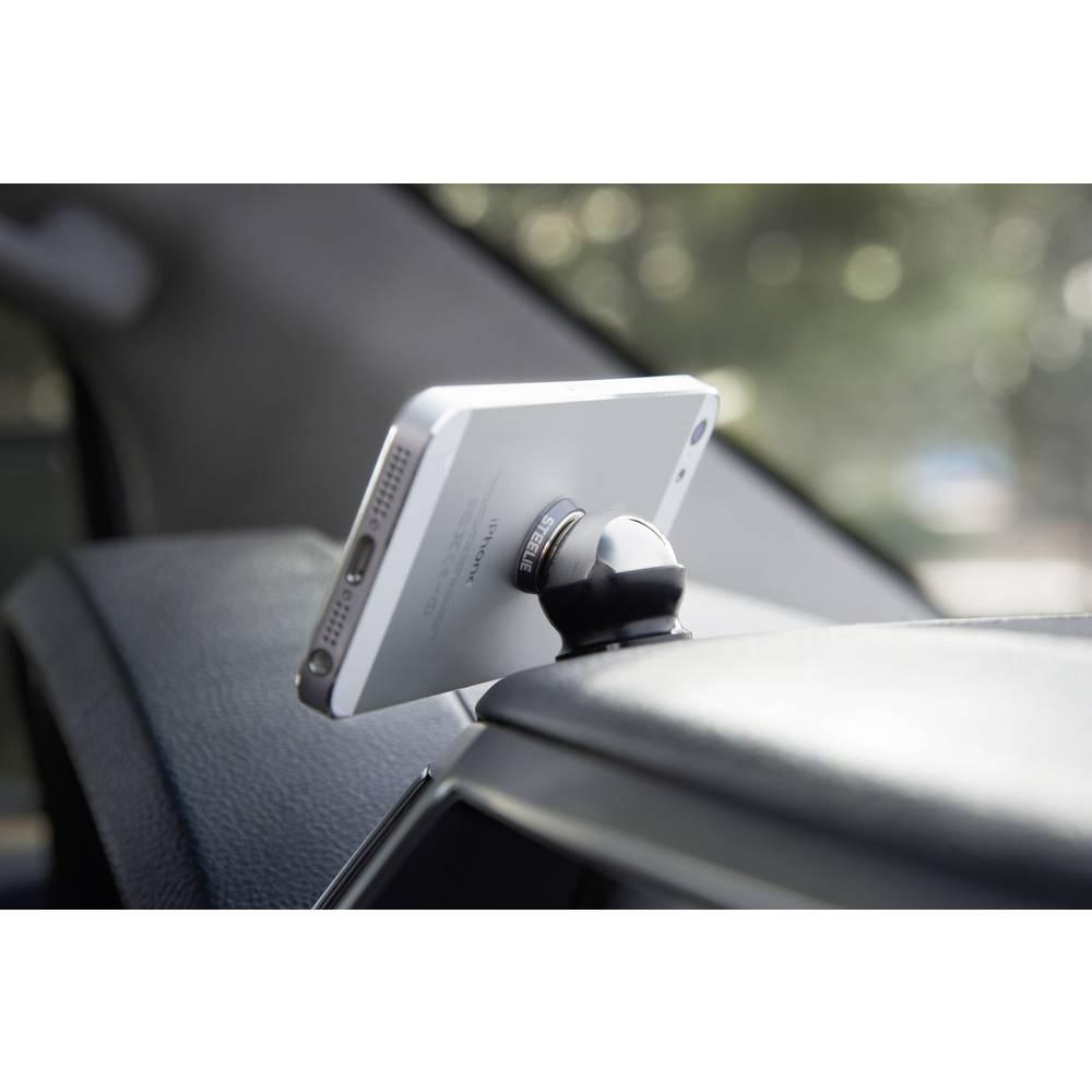 NITE Ize Steelie auto držači za pametne telefone, navigacijske sustave, GPS NI-STCK-11-R8 Steelie Car Mount Kit