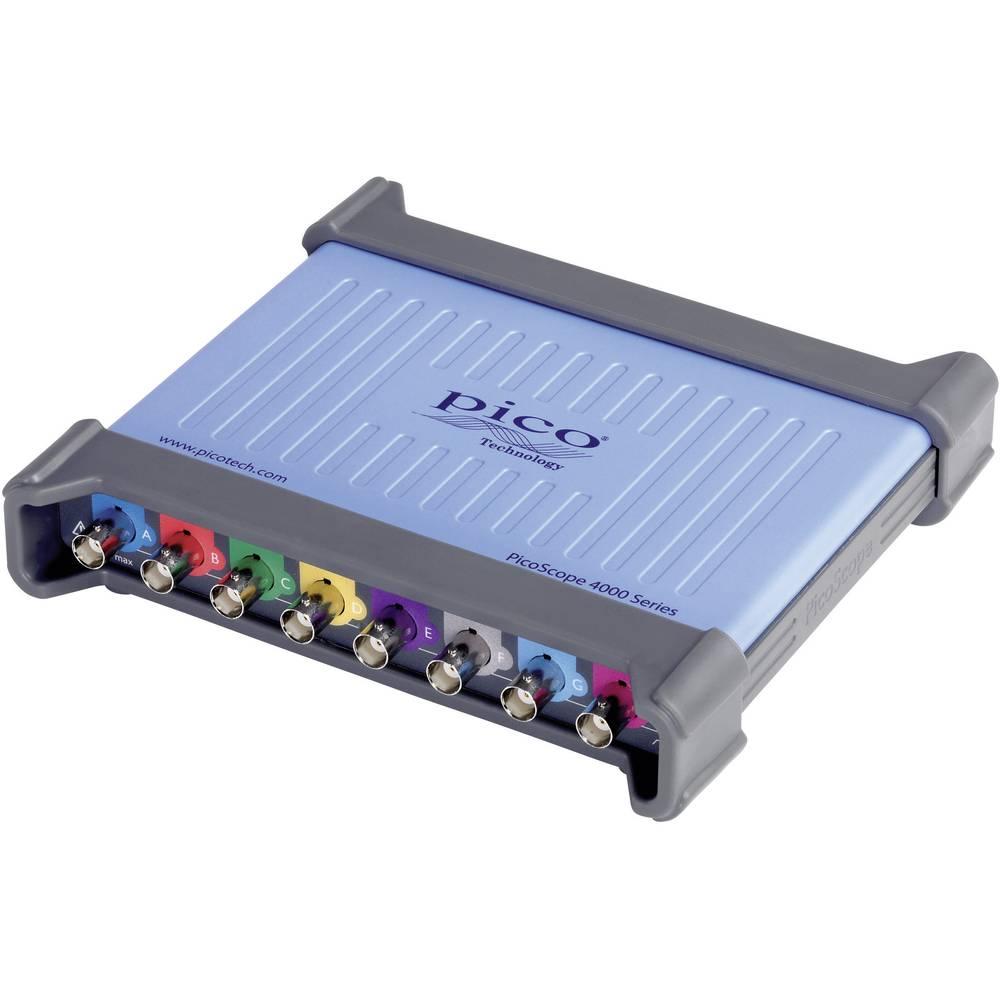 USB-osciloskop pico PicoScope 4824 20 MHz 16-kanalni 40 MSa/s 32 Mpts 12 Bit digitalni pomnilnik (DSO), funkcijski generator, sp