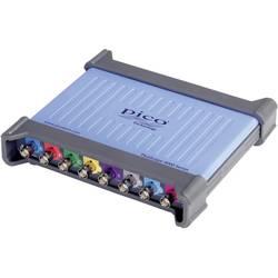 Kal. DAkkS USB-osciloskop pico PicoScope 4824 20 MHz 16-kanalni 40 MSa/s 32 Mpts 12 Bit kalibracija narejena po DAkkS digitalni
