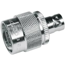 BNC-adapter BNC-Buchse (value.1390777) - N-Stecker (value.1390741) Telegärtner J01008C0825 1 stk