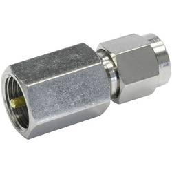BNC-adapter FME-Stecker (value.1390708) - SMA-Stecker (value.1390692) Telegärtner J01703A0009 1 stk