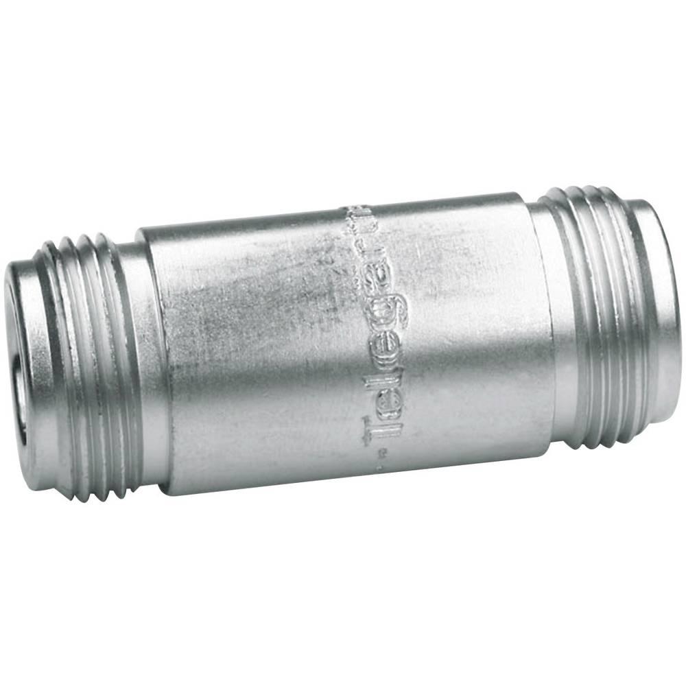 BNC-adapter N-vtičnica - N-vtičnica Telegärtner J01024A0004 1 kos