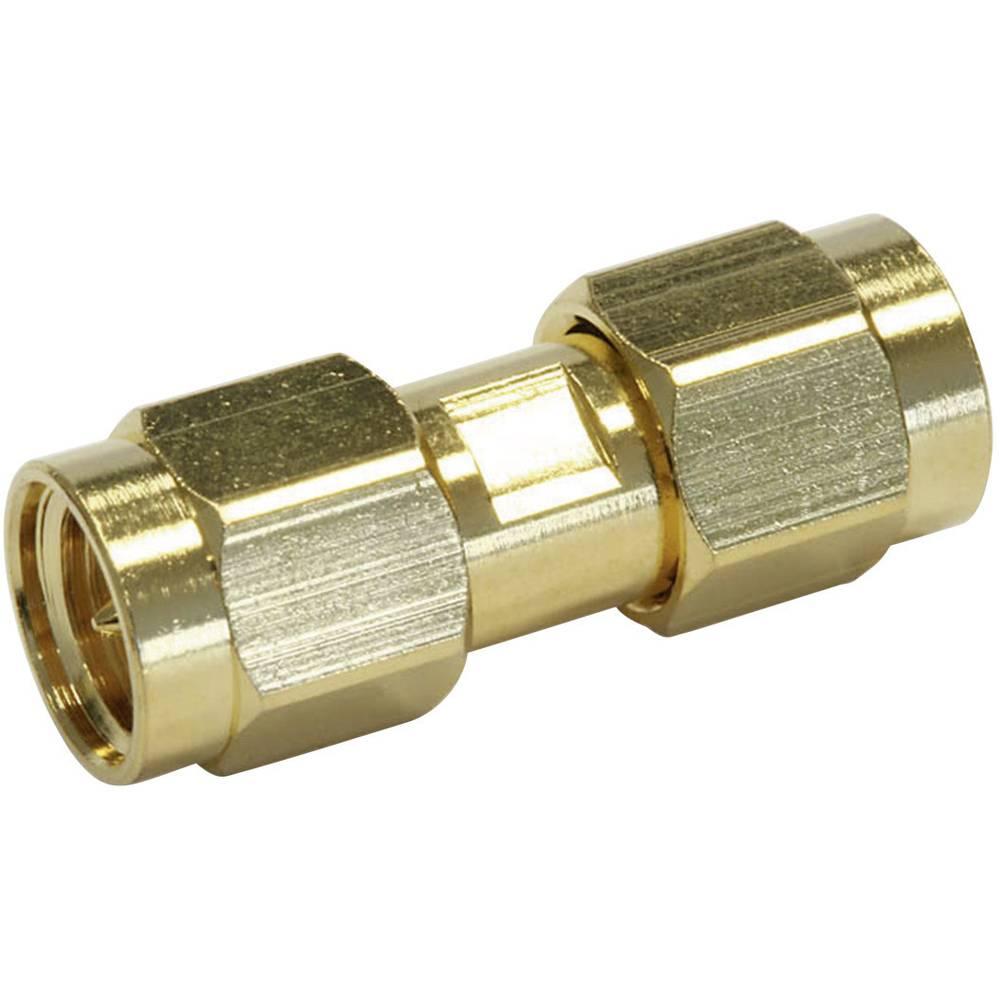 SMBA-adapter SMA-vtič - SMA-vtič Telegärtner J01154A0031 1 kos