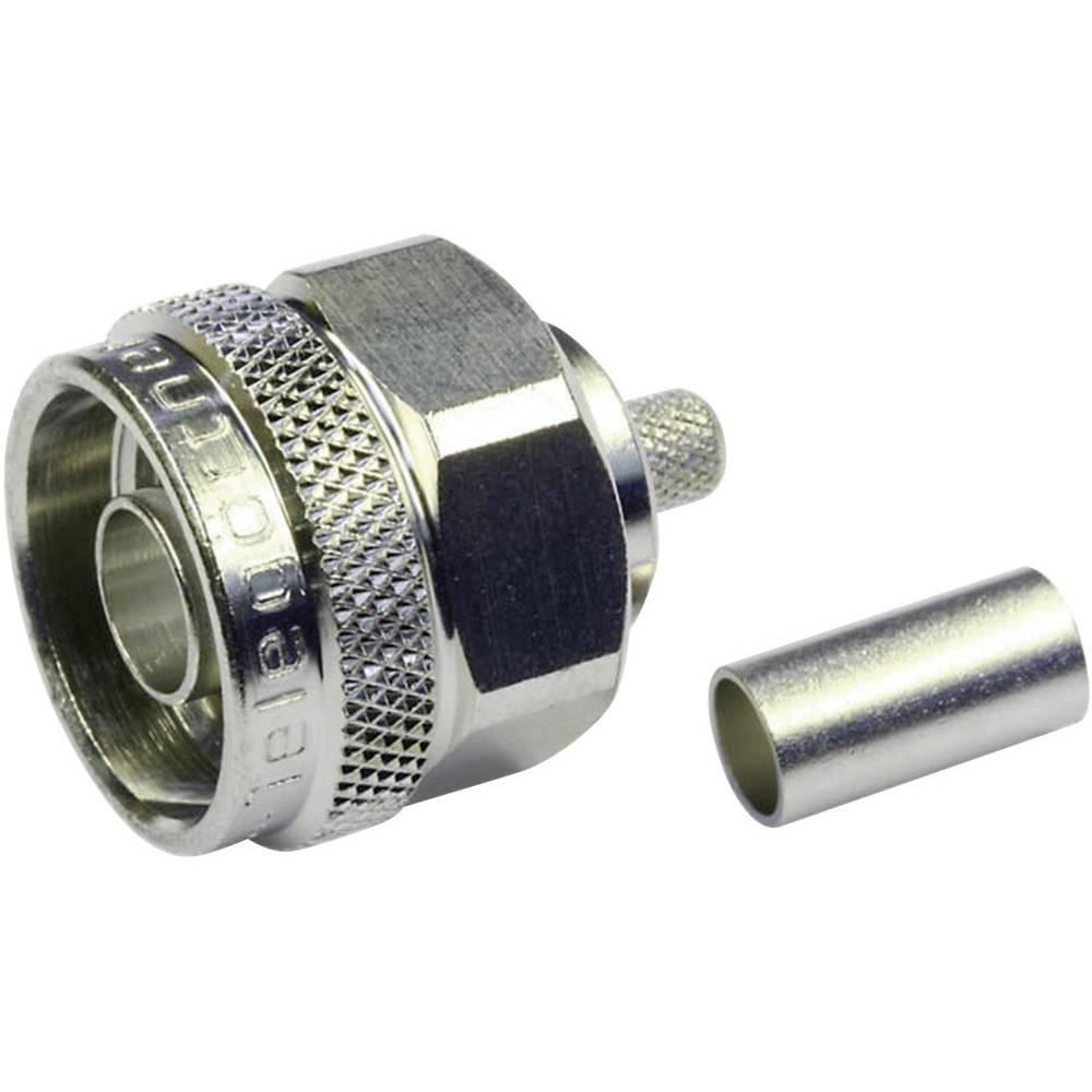 N-stikforbindelse Telegärtner J01020A0113 50 Ohm Stik, lige 1 stk