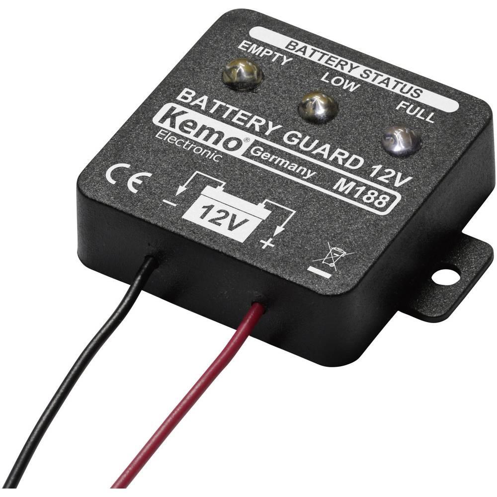 Modul za nadzor baterije Kemo M188 12 V/DC