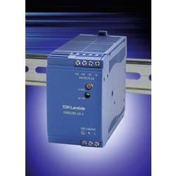 Napajalnik za namestitev na vodila (DIN letev) TDK-Lambda DRB-100-24-1 28 V/DC 4.2 A 100.8 W 1 x
