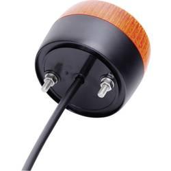 Signalna luč LED Auer Signalgeräte PCH oranžna neprekinjena luč, utripajoča luč 24 V/DC, 24 V/AC