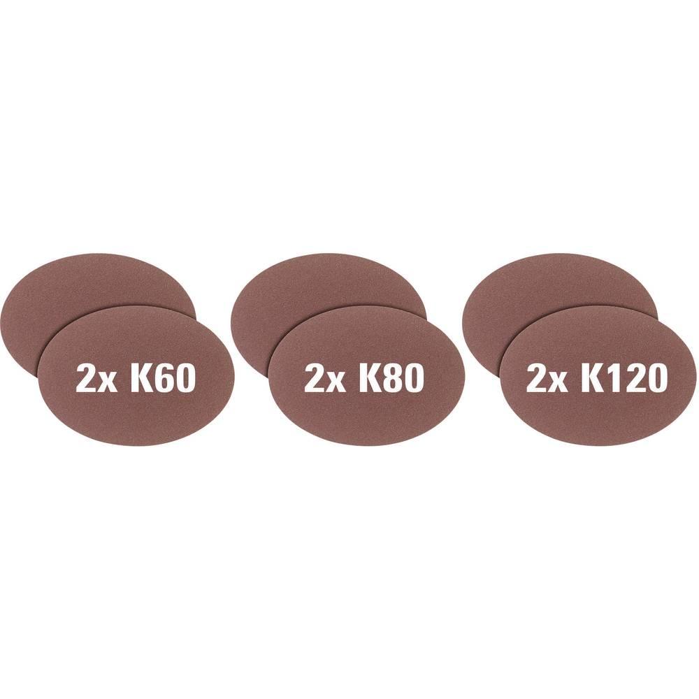 Slibeskiver Einhell 2093241 CC-PO 110/1/2 E 180 mm
