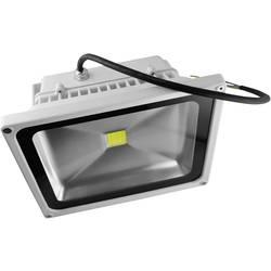 LED-utomhusspotlight DioDor 20 W 1600 lm Dagsljus-vit Vit