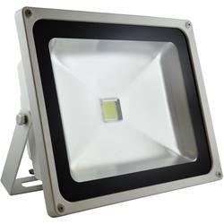 LED-utomhusspotlight DioDor 50 W 3300 lm Varmvit Vit
