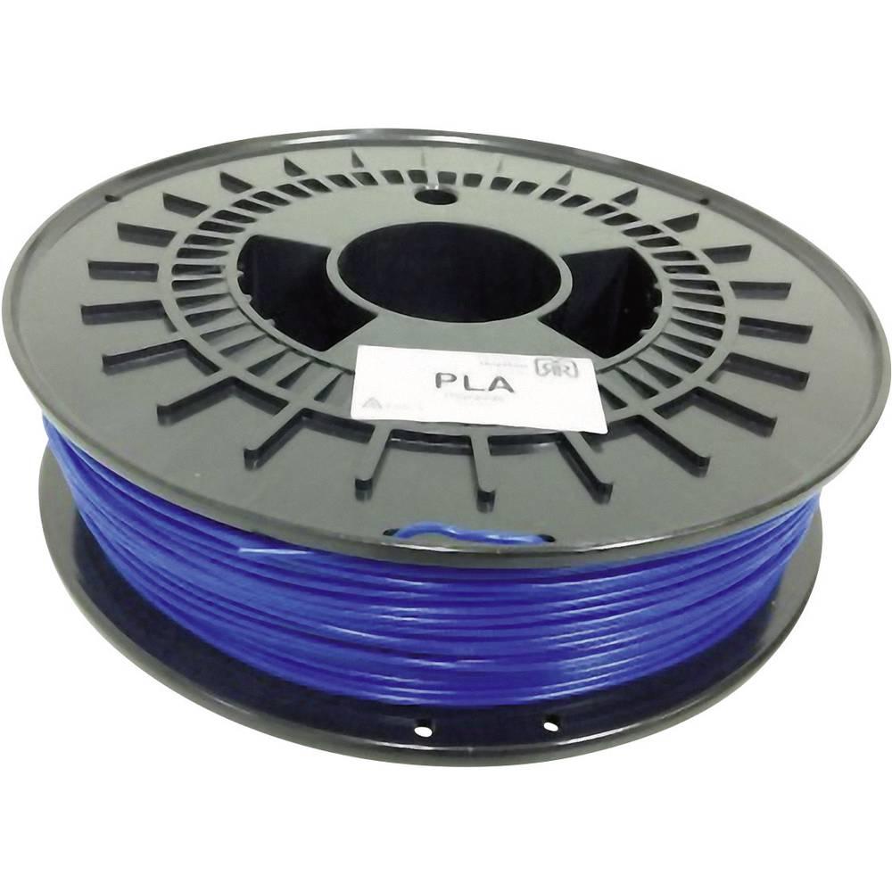 Polnilo (filament) za 3D tiskalnik German RepRap 100258 PLA umetna masa 1.75 mm, modra