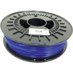 3D-skrivare Filament German RepRap 100258 PLA-plast 1.75 mm Blå 750 g