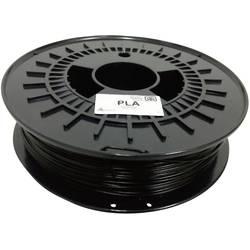 3D-skrivare Filament German RepRap 100256 PLA-plast 1.75 mm Svart 750 g