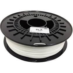 3D-skrivare Filament German RepRap 100257 PLA-plast 1.75 mm Vit 750 g