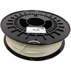 3D-skrivare Filament German RepRap 100261 PLA-plast 1.75 mm Natural (satin) 750 g