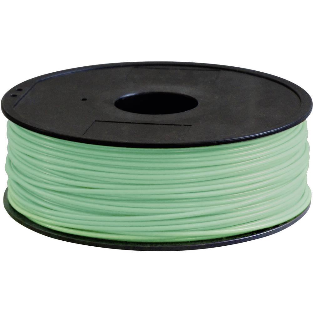 Polnilo (filament) za 3D tiskalnik Renkforce PLA300L1 PLA umetna masa 3 mm, fluorescentna (svetla)
