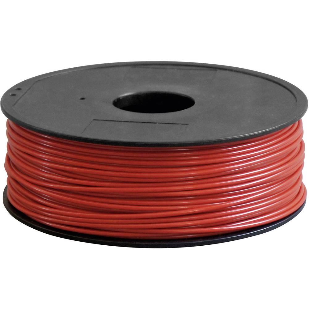 Polnilo (filament) za 3D tiskalnik Renkforce ABS300R1 ABS umetna masa 3 mm, rdeča