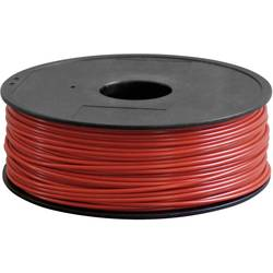 3D-skrivare Filament Renkforce ABS300R1 ABS-plast 3 mm Röd 1 kg