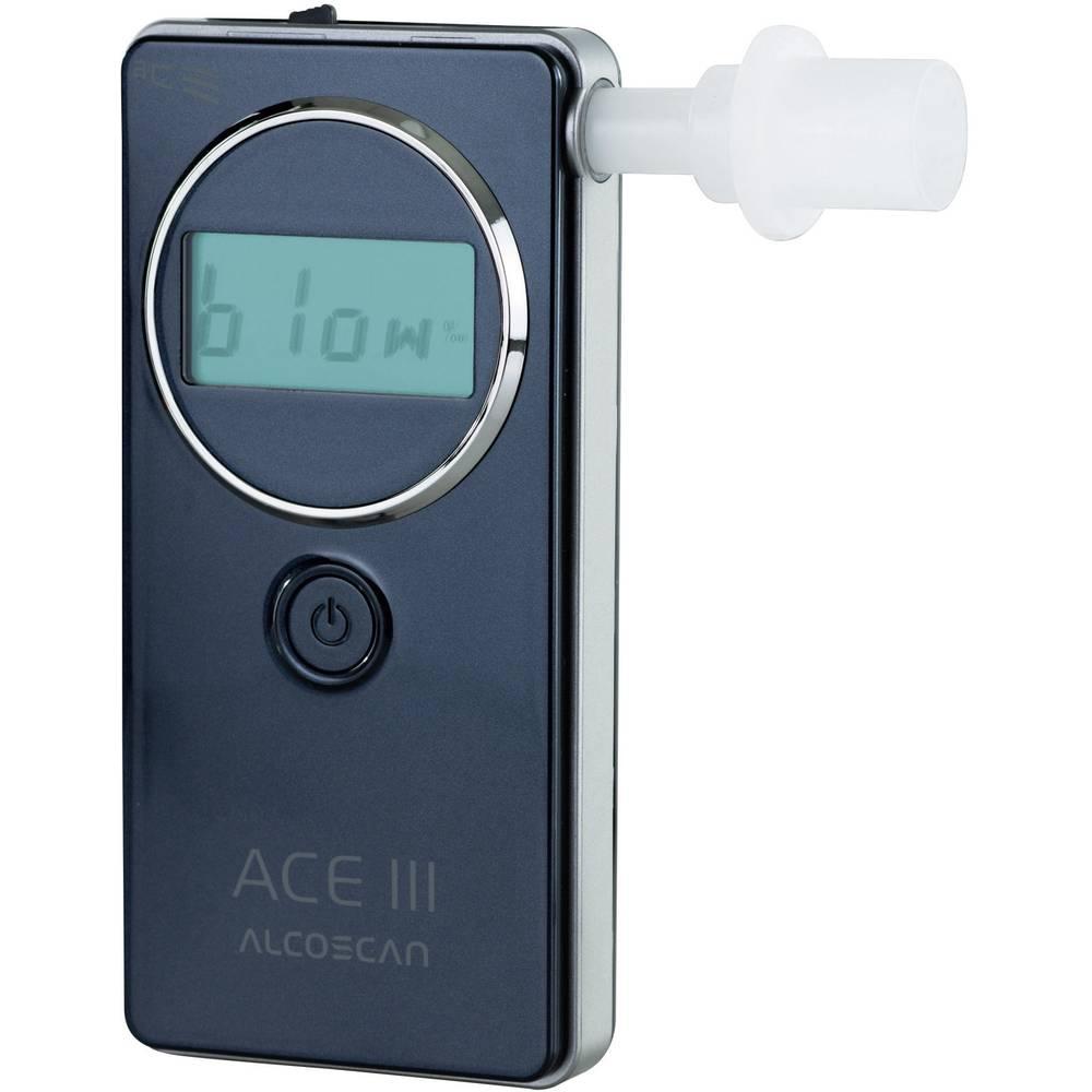 Alkotester ACE General III mjerni raspon alkohola (maks.) = 5 ‰ uključujući zaslon 107109