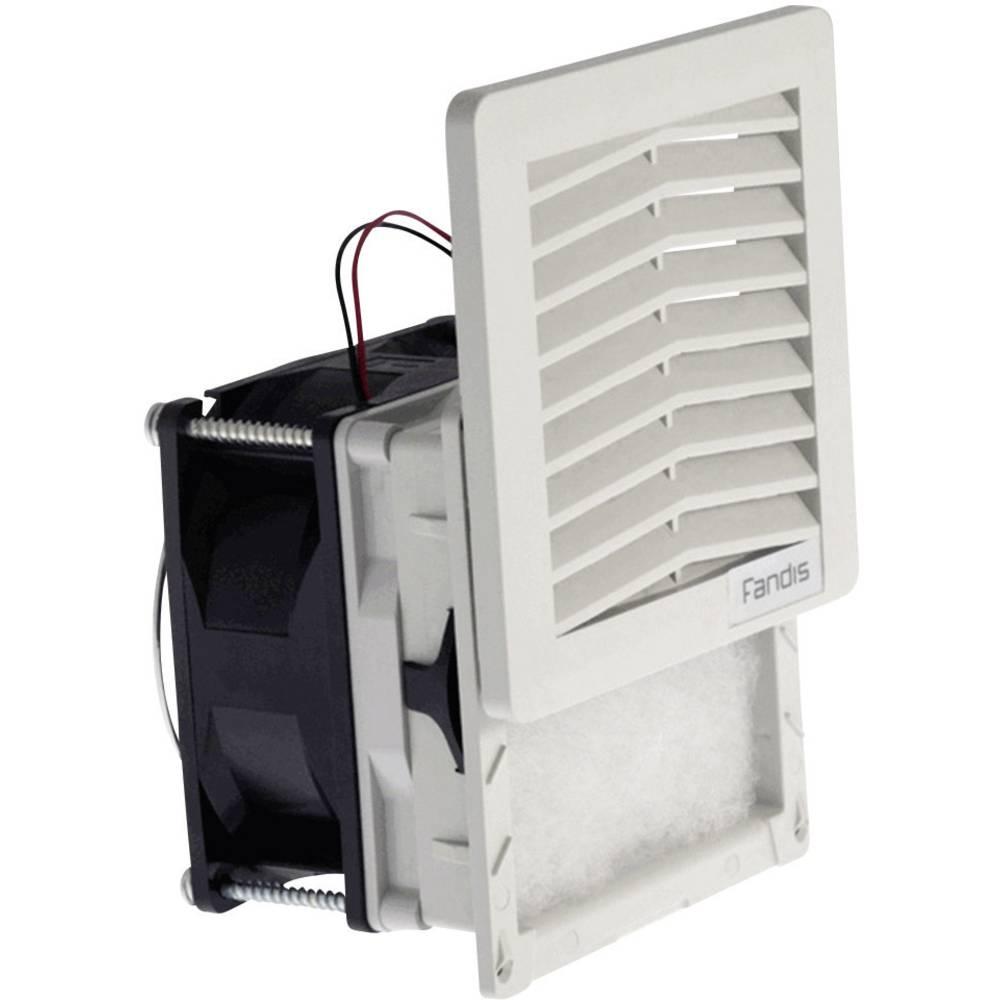 Ventilator s filterom Fandis FF08GD24UN (Š x V x D) 106.5 x 106.5 x 70.4 mm 24 V/DC 15 W