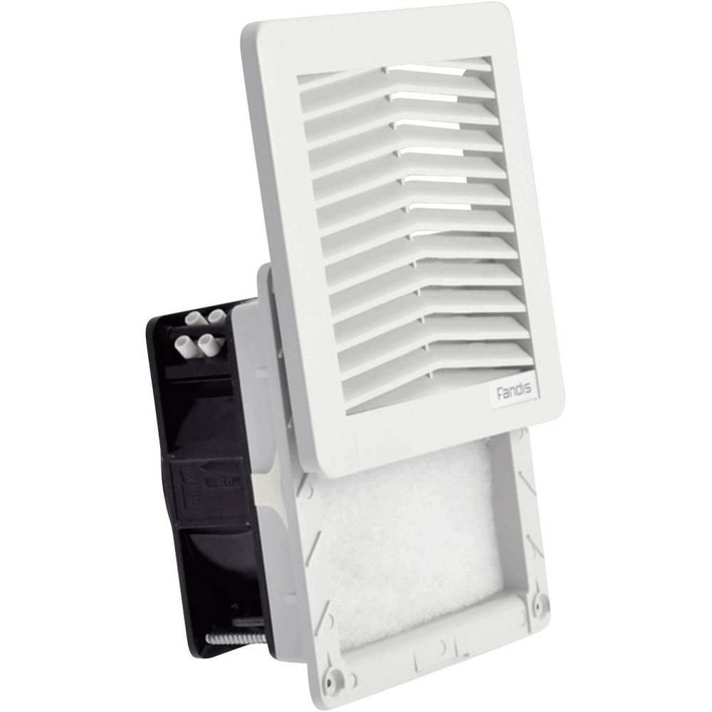 Ventilator s filterom Fandis FF12A115UF (Š x V x D) 150 x 150 x 65.5 mm 115 V/50 - 60 Hz 16/15 W
