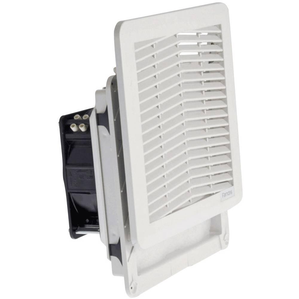 Ventilator s filterom Fandis FF13PA230UF (Š x V x D) 203.9 x 203.9 x 87.5 mm 230 V/50 - 60 Hz 18/18 W