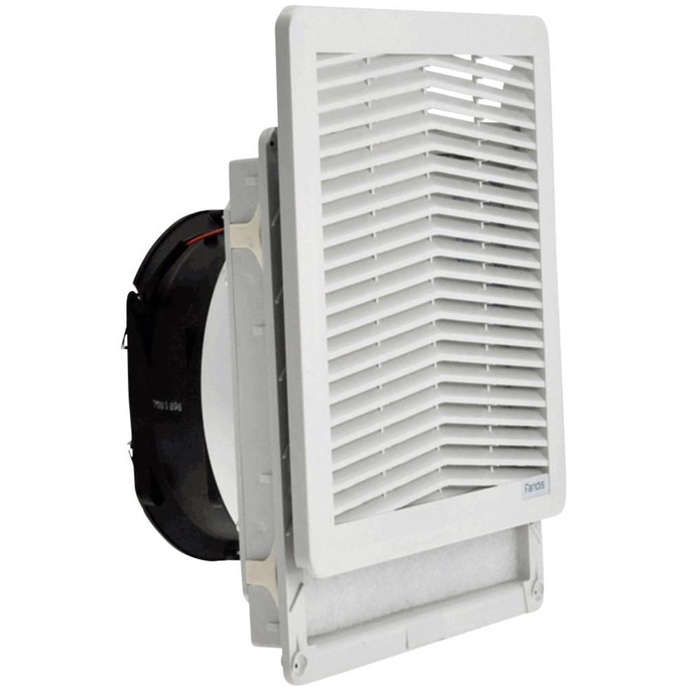 Ventilator s filterom Fandis FF15A230UF (Š x V x D) 250 x 250 x 115.3 mm 230 V/50 - 60 Hz 32/36 W