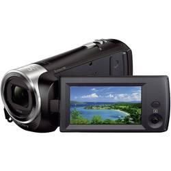 Camcorder Sony HDR-CX240EB 6.9 cm (2.7 palčni) 2.5 Mio. Pixel Opt. Zoom: 27 x črn