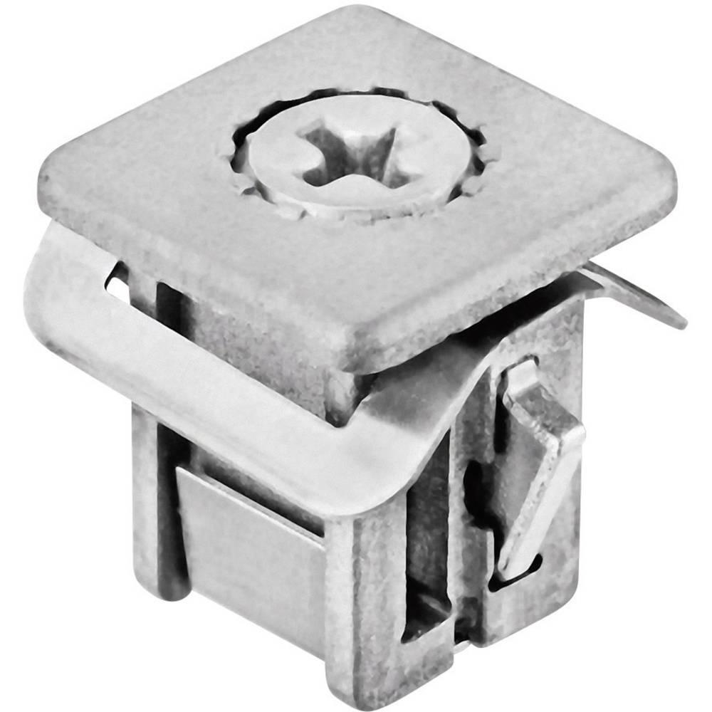 Hurtigfastgørelse PB Fastener 0111-095-02-11-25 0111-095-02-11-25 GDZn Metal 1 stk