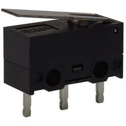 Mikro stikalo, 30 V/DC 0.1 A 1 x vklop/(vklop) Zippy DF-P1L-1P-Z tipkalno 1 kos