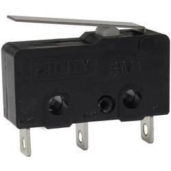 Mikro stikalo, 250 V/AC 6 A 1 x vklop/(vklop) Zippy SM1-N6S-01A0-Z tipkalno 1 kos