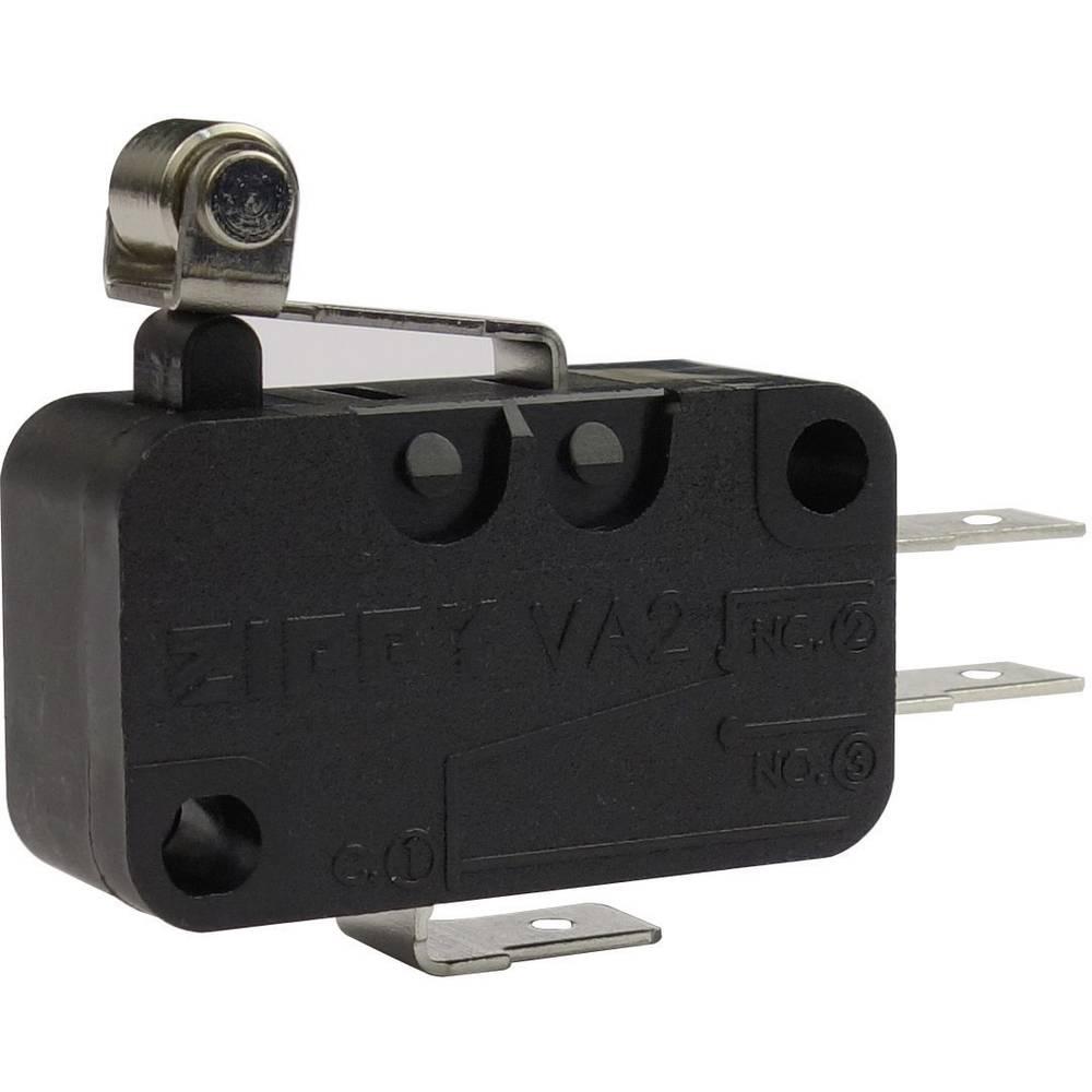 Zippy Mikro prekidač VA2-16S1-05D0-Z 250 V/AC 16 A 1 x ON/(ON) vraća se u izsprijedai položaj 1 ST