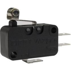 Mikro stikalo, 250 V/AC 16 A 1 x vklop/(vklop) Zippy VA2-16S1-05D0-Z tipkalno 1 kos