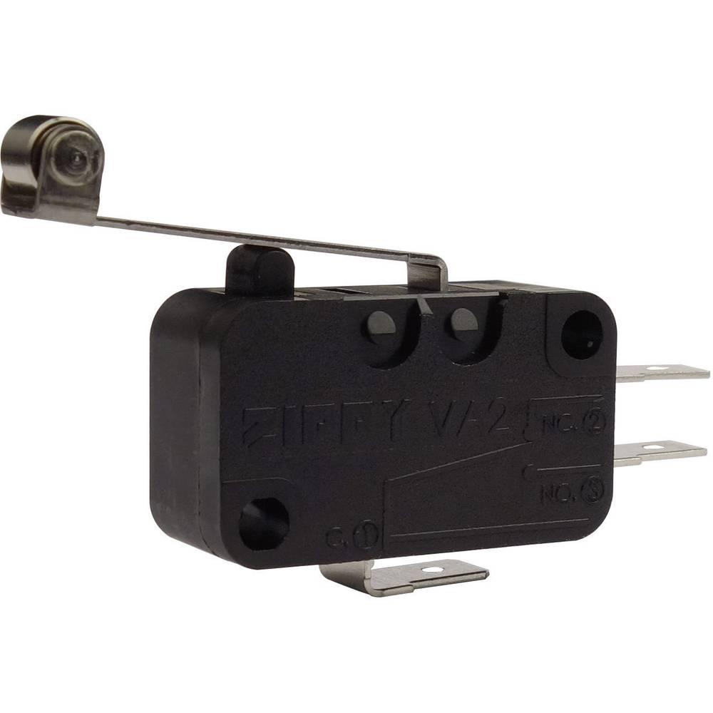 Zippy Mikro prekidač VA2-16S1-06D0-Z 250 V/AC 16 A 1 x ON/(ON) vraća se u izsprijedai položaj 1 ST