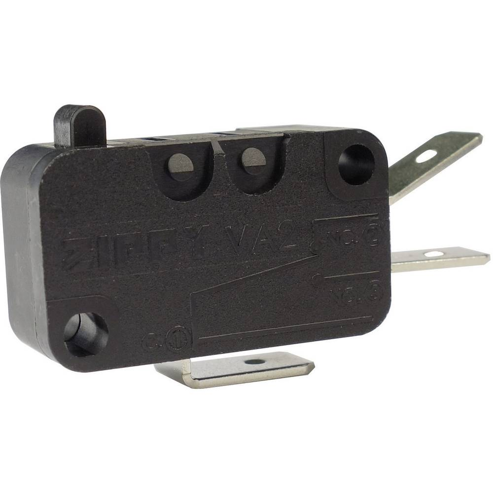 Zippy Mikro prekidač VA2-20H0-00C0-Z 250 V/AC 20 A 1 x ON/(ON) vraća se u izsprijedai položaj 1 ST
