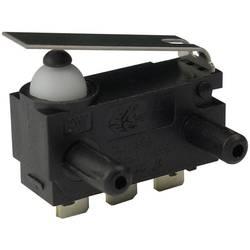 Mikro stikalo, 12 V/DC 0.1 A 1 x vklop/(vklop) Zippy DW-N2S-01A0E-Z tipkalno 1 kos