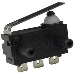 Mikro stikalo, 12 V/DC 0.1 A 1 x vklop/(vklop) Zippy DW-N2S-01A0F-Z tipkalno 1 kos