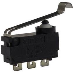 Mikro stikalo, 12 V/DC 3 A 1 x vklop/(vklop) Zippy DW-N3S-04A0A-Z tipkalno 1 kos