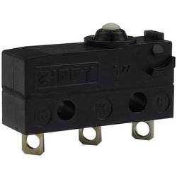Mikro stikalo, 250 V/AC 6 A Zippy SW-05S-00A0-Z IP67 tipkalno 1 kos