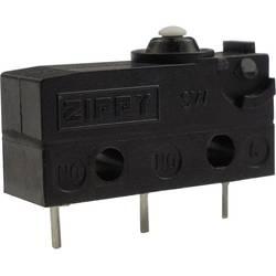 Mikro stikalo, 250 V/AC 6 A Zippy SW-05S-00P0-Z IP67 tipkalno 1 kos