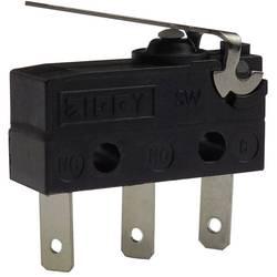 Mikro stikalo, 250 V/AC 6 A Zippy SW-05S-01B0-Z IP67 tipkalno 1 kos