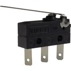 Mikro stikalo, 250 V/AC 6 A Zippy SW-05S-03B0-Z IP67 tipkalno 1 kos