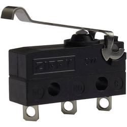 Mikro stikalo, 250 V/AC 6 A Zippy SW-05S-04A0-Z IP67 tipkalno 1 kos