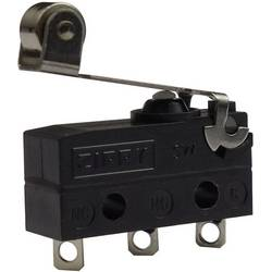 Mikro stikalo, 250 V/AC 6 A Zippy SW-05S-05A0-Z IP67 tipkalno 1 kos