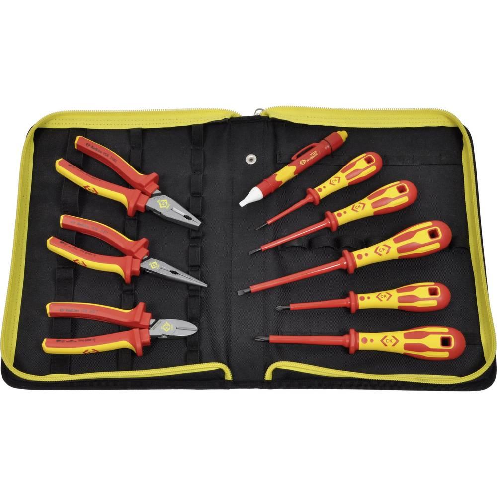 C.K. T5954 VDE Komplet orodja V torbi 10-delni
