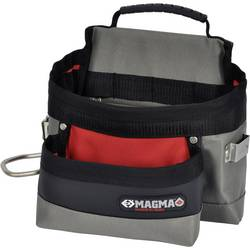 Værktøj taske til Baupprofis / Håndværk C.K. Magma MA2716A 640 g Sort, Rød, Grå