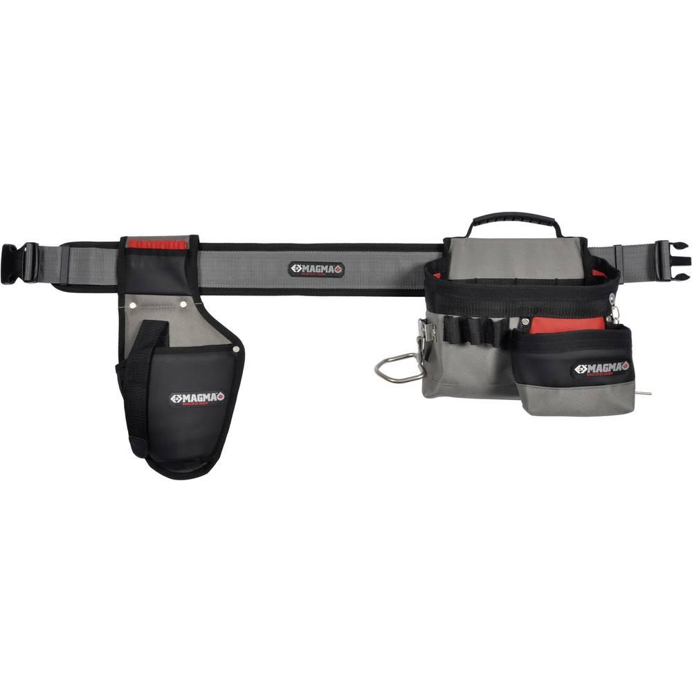 Torbica za orodje, brez vsebine, 3- delna C.K. Magma MA2735