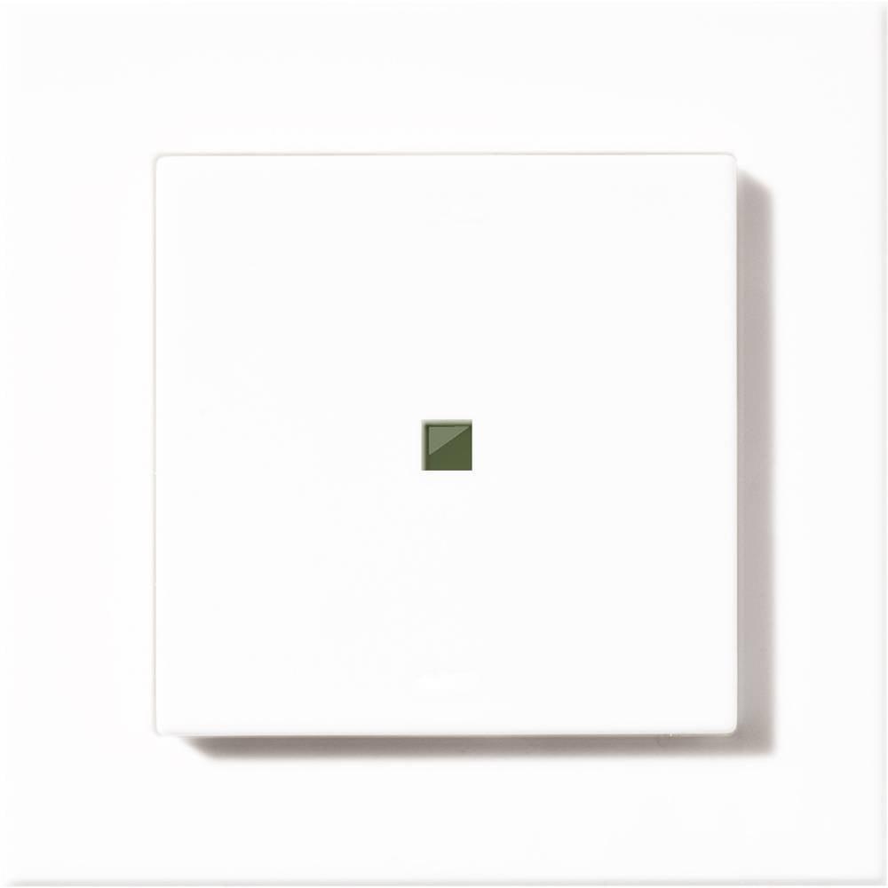 HomeMatic 131774 brezžično stensko stikalo, 2-kanalno, maks. domet (na prostem) 100 m