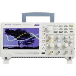 Kal. ISO Digitalni osciloskop Tektronix TBS1202B-EDU 200 MHz 2-kanalni 2 GSa/s 2.5 kpts 8 Bit kalibracija narejena po: ISO, digi